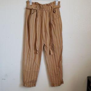 THREAD SUPPLY || paperbag pants